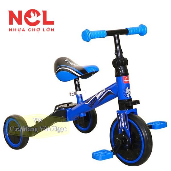 Xe chòi chân Trẻ Em – xe thăng bằng có bàn đạp – Nhựa Chợ Lớn