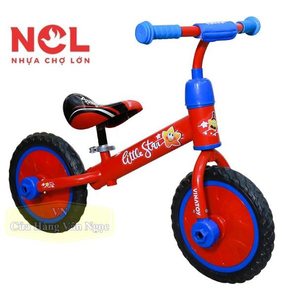 Xe đạp 2 bánh 3in1 Nhựa Chợ Lớn – Xe thăng bằng Trẻ Em