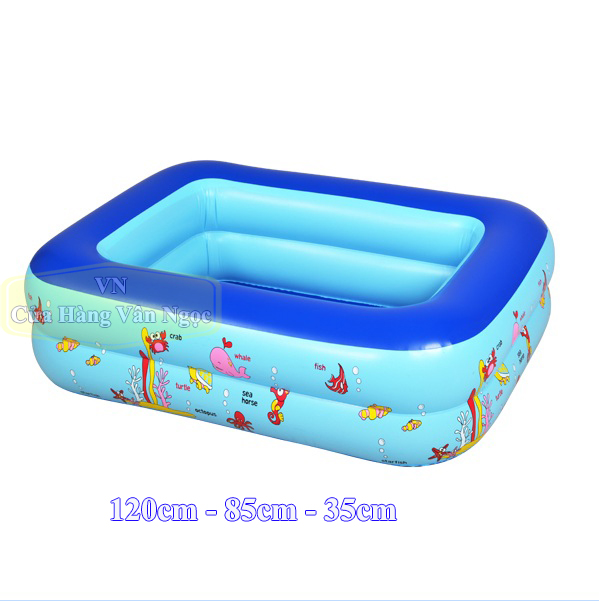 Hồ bơi phao mini cho Bé 1m2