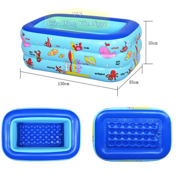 Hồ bơi phao mini cho Bé 1m3