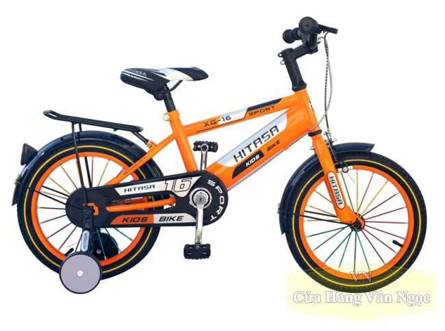 Xe đạp Trẻ Em kids 16 inch HITASA