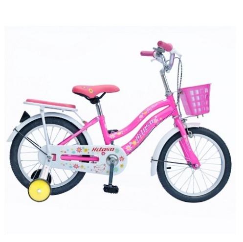 Xe đạp Trẻ Em 16 inch màu hồng