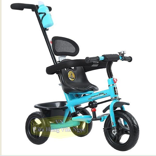 Xe ba bánh đẩy Trẻ Em 818