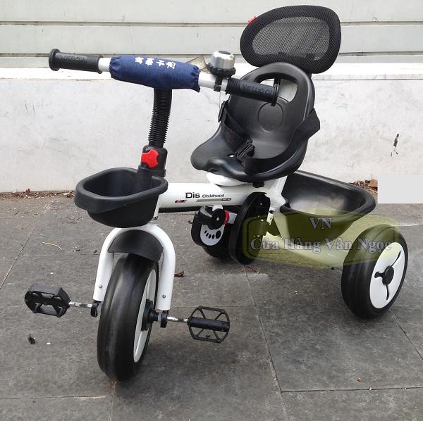 Xe ba bánh đẩy Trẻ Em DS 138-5