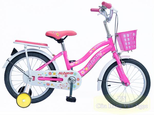 Xe đạp cho Bé Gái 6 tuổi
