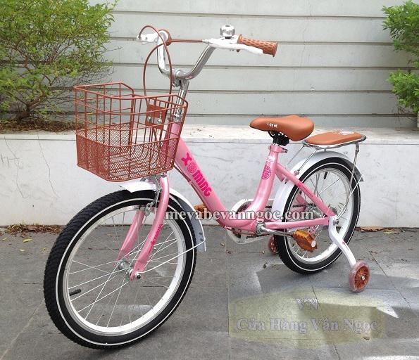 Xe đạp cho Bé Gái 7 tuổi