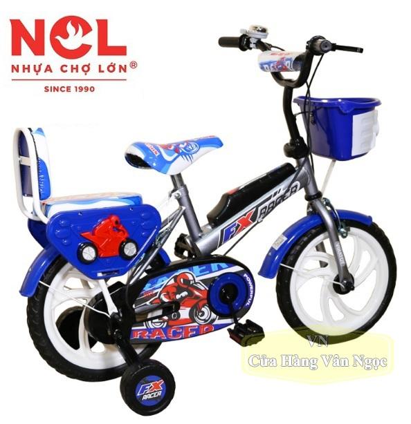 Xe đạp cho Bé Trai Nhựa Chợ Lớn 12 inch