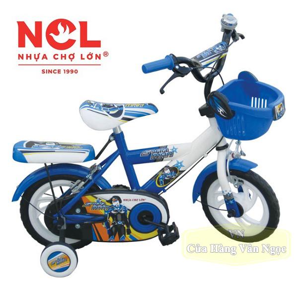 Xe đạp cho Em Bé từ 3 đến 5 tuổi Nhựa Chợ Lớn
