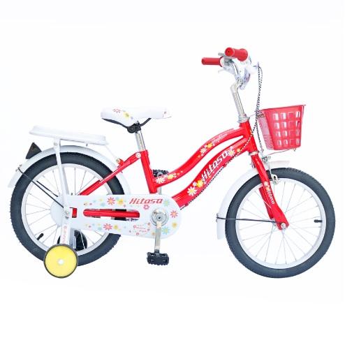 Xe đạp trẻ Em 16 inch màu đỏ