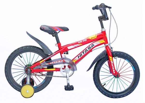 XE đạp Trẻ Em 5 tuổi HITASA 16 inch