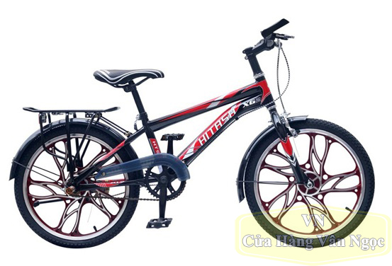 Xe đạp Trẻ Em vành đúc