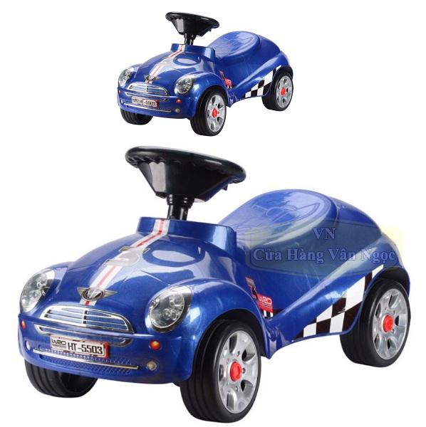 Xe đẩy chòi chân cho Em Bé HT - 5503