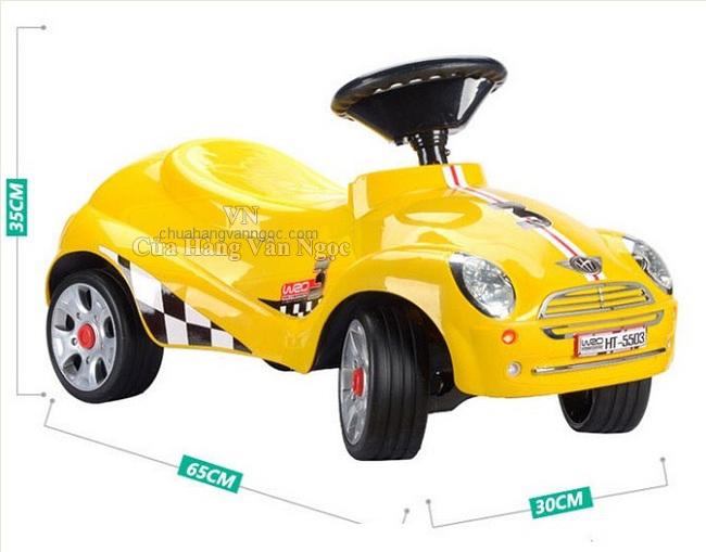 Xe đẩy chòi chân Trẻ Em HT - 5503