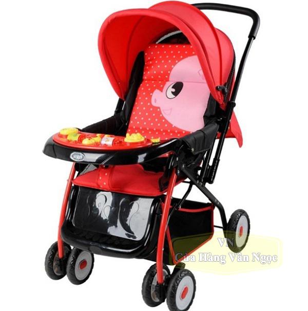 Xe đẩy Trẻ Em đẩy hai chiều baobaohao 709N