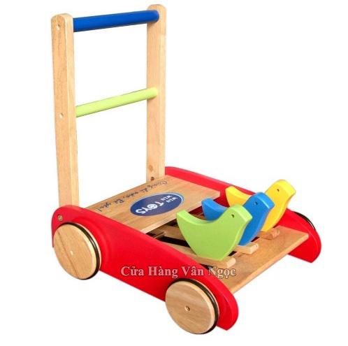 Xe Gỗ Tập Đi Cho Bé Winwin-toys
