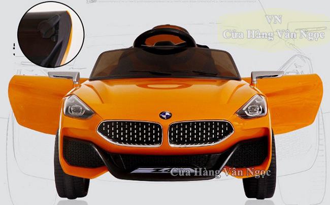 Xe hơi điện cho Em Bé BDQ Z4
