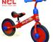 Xe đạp 2 bánh 3in1 Nhựa Chợ Lớn - Xe chòi chân cho Em Bé