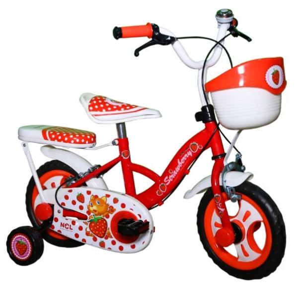 Xe Đạp Trẻ Em - Xe Đạp 2 Bánh Nhựa Chợ Lớn 12 inch