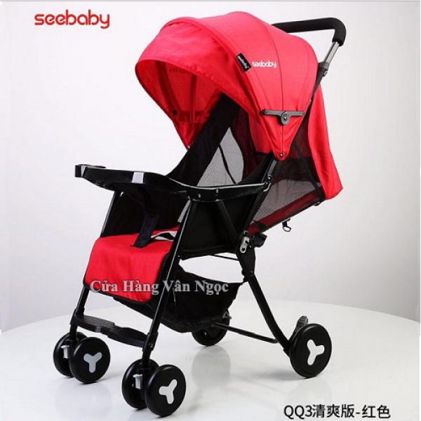 Xe Đẩy Em Bé Seebaby QQ3